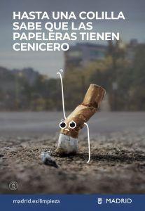 Campaña publicitaria de Madrid