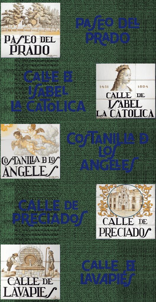 Diseño de la tipografía Chulapa